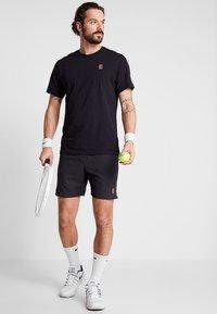 Nike Performance - DRY SHORT - Pantalón corto de deporte - black - 1