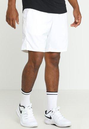 DRY SHORT - Pantaloncini sportivi - white