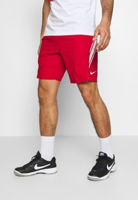 Nike Performance - DRY SHORT - Pantalón corto de deporte - gym red - 0