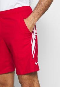 Nike Performance - DRY SHORT - Pantalón corto de deporte - gym red - 4