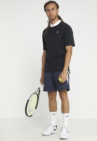 Nike Performance - DRY SHORT - Sports shorts - obsidian/white - 1