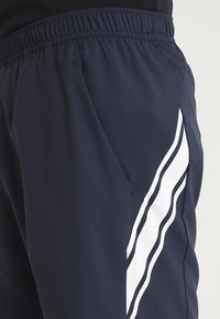 Nike Performance - DRY SHORT - Sports shorts - obsidian/white - 4
