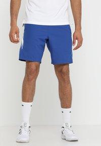 Nike Performance - DRY SHORT - Pantalón corto de deporte - indigo force/white - 0