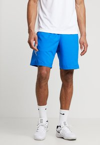 Nike Performance - DRY SHORT - Pantalón corto de deporte - signal blue/white - 0