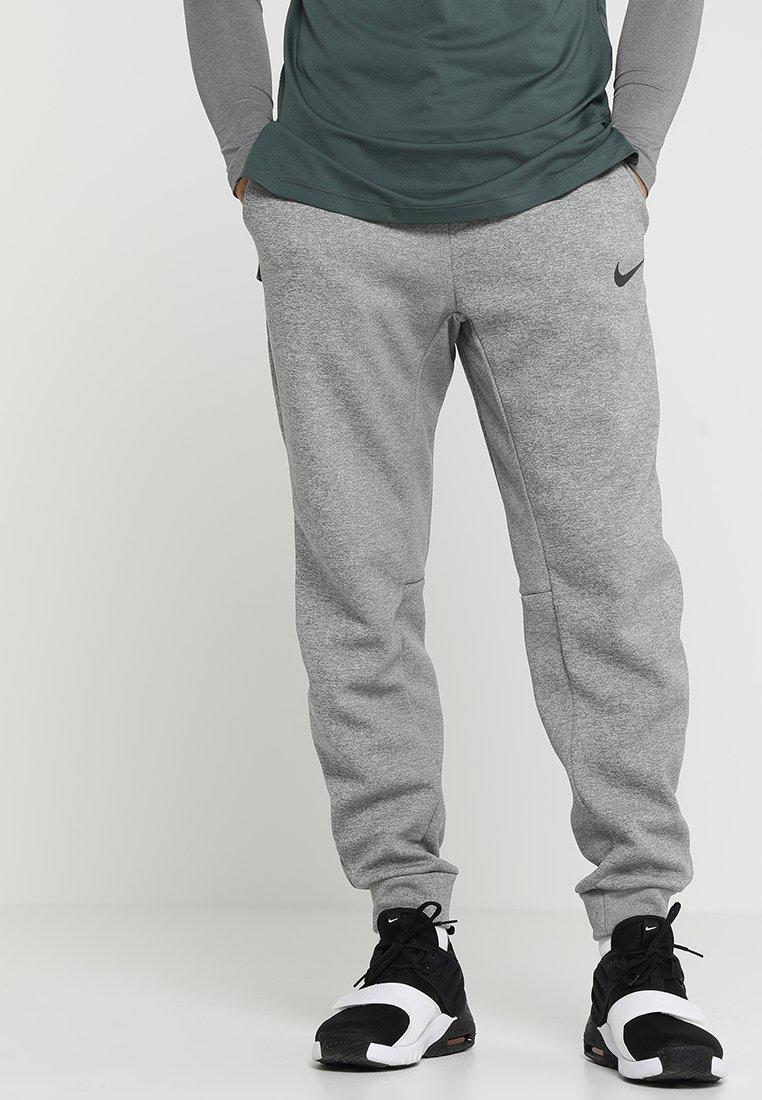 Nike Performance - PANT TAPER - Verryttelyhousut - dark grey heather/black