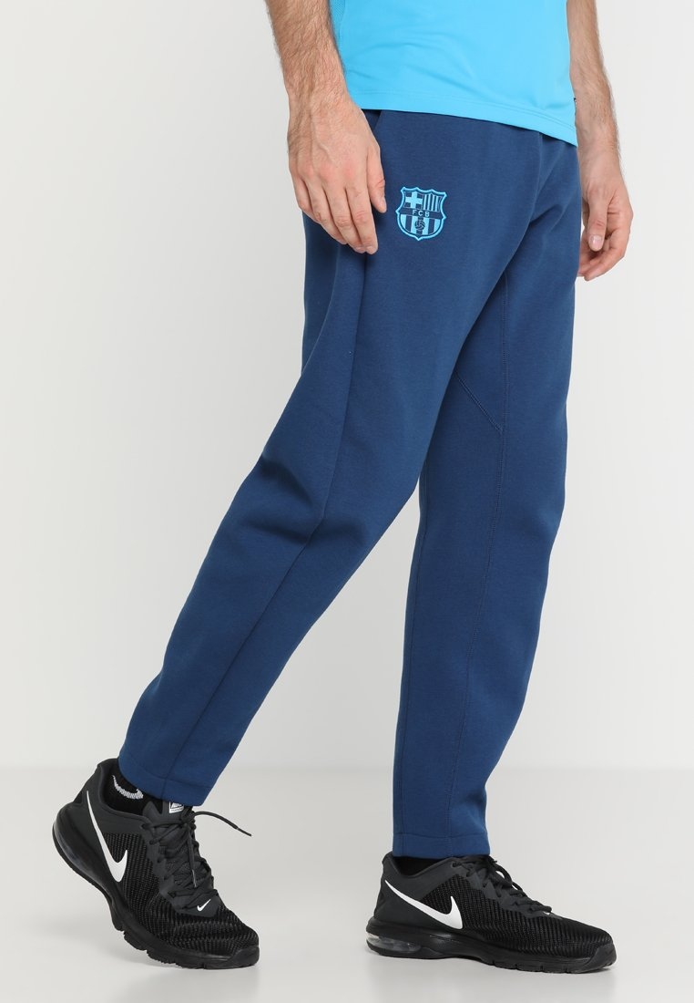 Nike Performance - FC BARCELONA PANT - Artykuły klubowe - coastal blue/equator blue