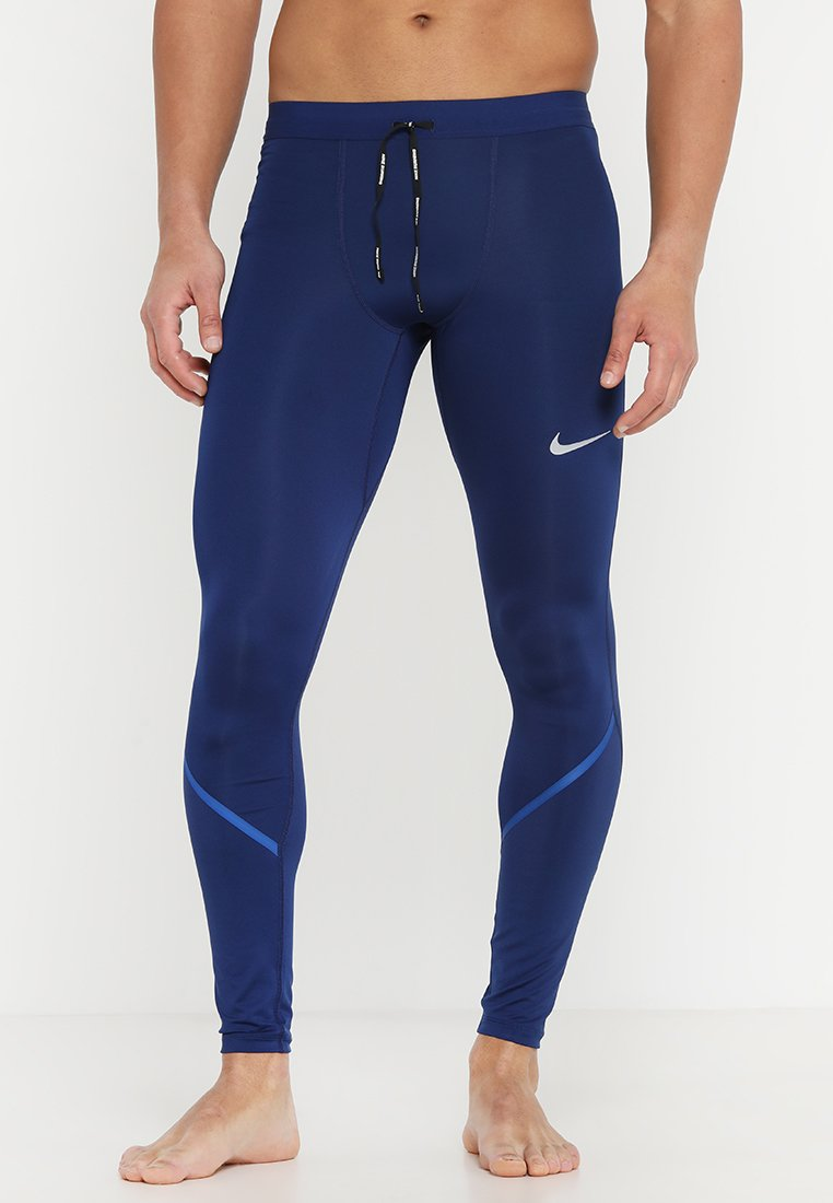 Nike Performance - TECH POWER MOBILITY  - Collants - blue void/indigo force