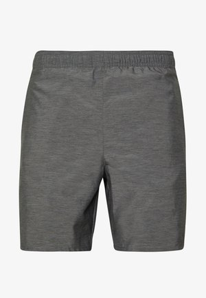 SHORT - Krótkie spodenki sportowe - iron grey