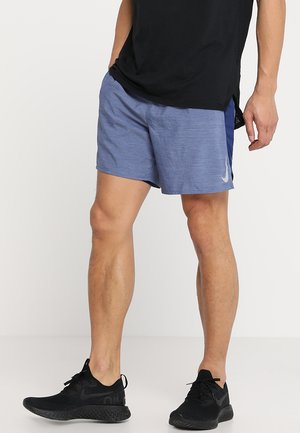 SHORT  - Träningsshorts - blue void/heather