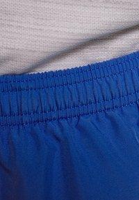 Nike Performance - SHORT - Pantalón corto de deporte - pacific blue/reflective silver - 3