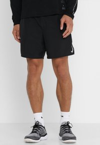 Nike Performance - SHORT - Sports shorts - black - 0