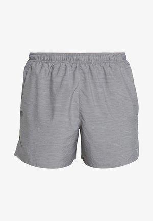 CHALLENGER  - Pantalón corto de deporte - gunsmoke/heather/silver