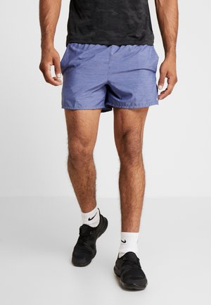 CHALLENGER SHORT - Urheilushortsit - blue void/heather/silver