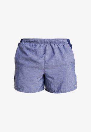 CHALLENGER  - Pantalón corto de deporte - blue void/heather/silver