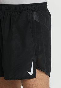 Nike Performance - CHALLENGER  - Pantalón corto de deporte - black/silver - 5