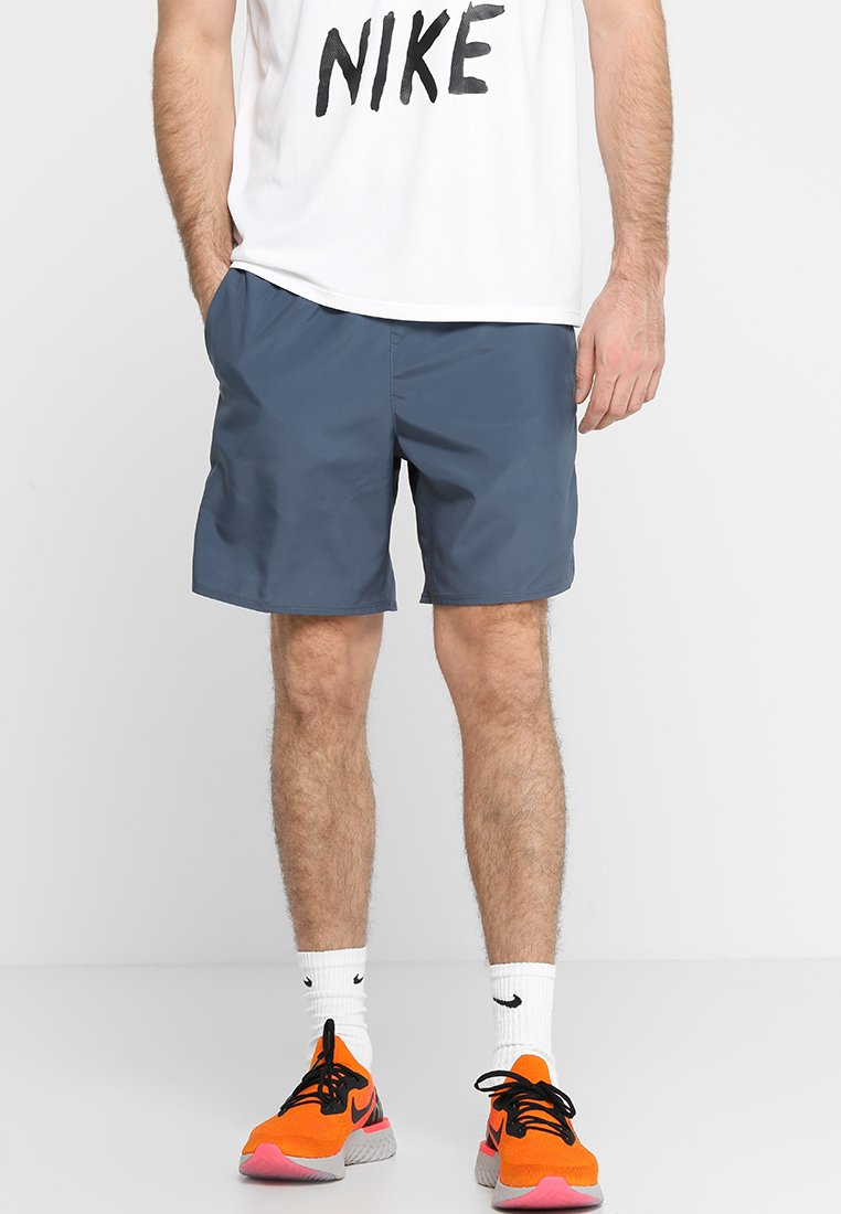 Nike Performance - CHALLENGER SHORT  - kurze Sporthose - monsoon blue/armory blue/reflective silver
