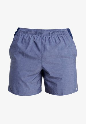CHALLENGER - Sports shorts - blue void/heather/reflective silver