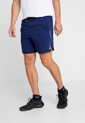 FLEX STRIDE SHORT - Träningsshorts - blue void/reflective silv