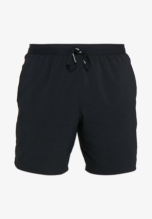 FLEX STRIDE SHORT - Korte broeken - black/silver