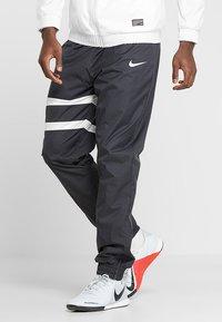 Nike Performance - PANT - Pantaloni sportivi - black/white - 0
