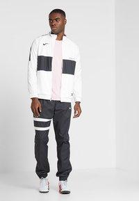 Nike Performance - PANT - Pantaloni sportivi - black/white - 1