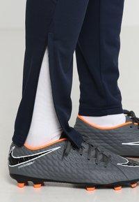 Nike Performance - NIKE DRI-FIT ACADEMY HERREN-FUBBALLHOSE - Trainingsbroek - obsidian/white/white - 3
