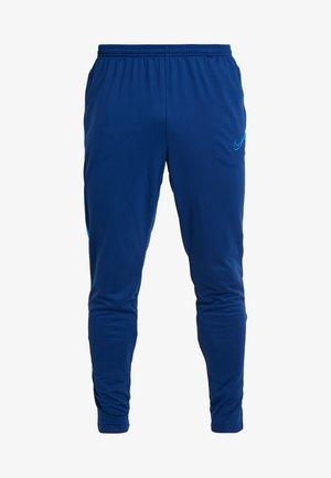 NIKE DRI-FIT ACADEMY HERREN-FUBBALLHOSE - Spodnie treningowe - coastal blue/light photo blue