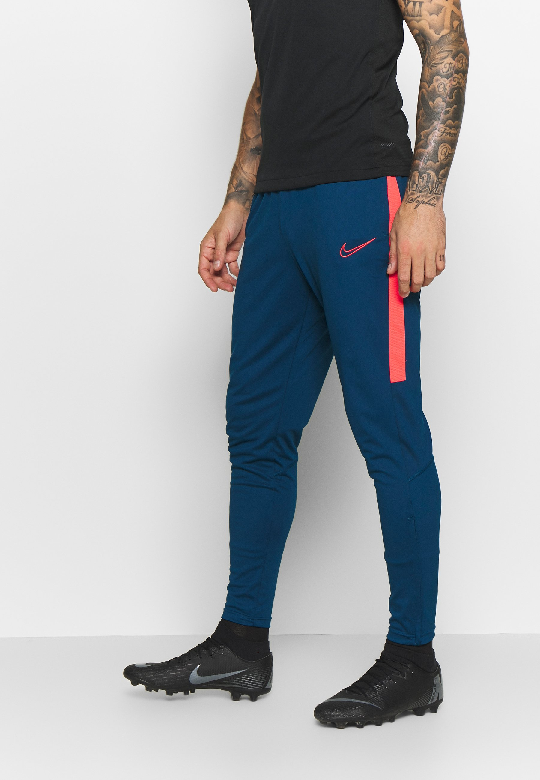 NIKE DRI FIT ACADEMY HERREN FUBBALLHOSE Pantalon de survêtement valerian blue