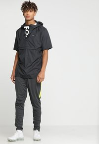 Nike Performance - DRY PANT - Verryttelyhousut - anthracite/opti yellow - 1
