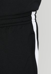 Nike Performance - DRY PANT - Joggebukse - black/white - 3