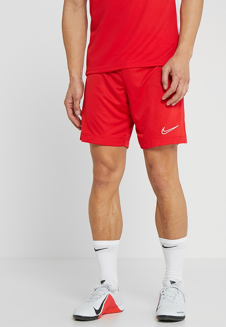 Nike Performance - DRY ACADEMY SHORT  - Sports shorts - university red/white