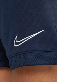 Nike Performance - DRY ACADEMY SHORT  - Korte sportsbukser - obsidian/obsidian/white - 5