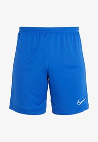 Nike Performance - DRY ACADEMY SHORT  - kurze Sporthose - game royal/white - 4