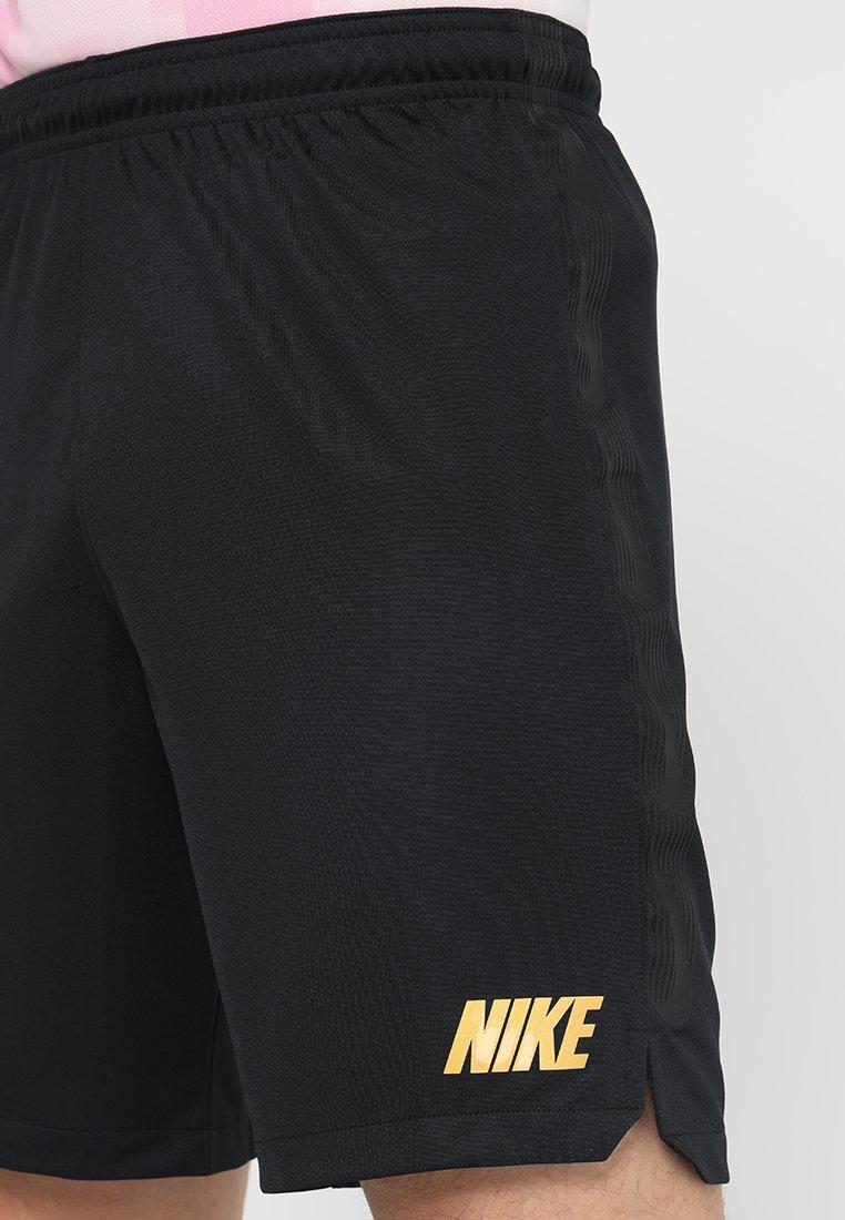 Performance Nike metallic Gold Sportivi Dry Black black ShortPantaloncini UVpSzM