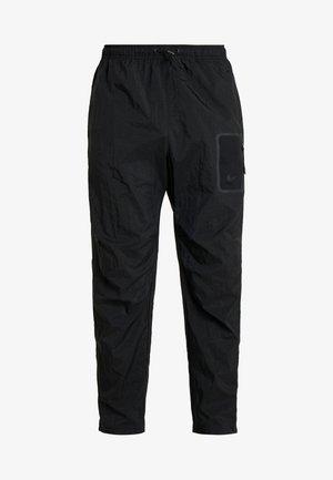 PANT STADIUM - Träningsbyxor - black/white/black/black