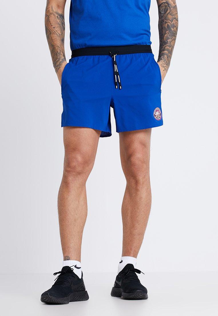 Nike Performance - STRIDE - Pantalón corto de deporte - indigo force