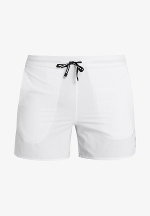 STRIDE SHORT  - Pantalón corto de deporte - football grey/iron grey/reflective silver