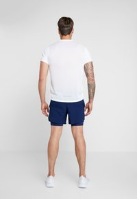 Nike Performance - STRIDE SHORT  - Träningsshorts - blue void/blue void/silver - 2