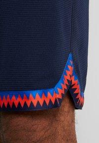 Nike Performance - DRY DNA SHORT 2.0 - Pantalón corto de deporte - obsidian/team orange - 3