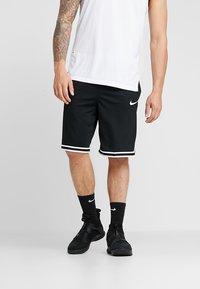 Nike Performance - DRY DNA SHORT 2.0 - Krótkie spodenki sportowe - black/white - 0