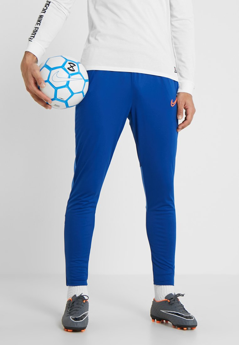 Nike Performance - DRY ACADEMY PANT SUMMER - Pantalones deportivos - indigo force/pacific blue/total orange