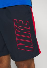 Nike Performance - DRY ACADEMY SHORT - Sports shorts - obsidian/university red/university red - 5
