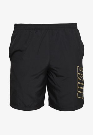 DRY ACADEMY SHORT - Sports shorts - black/jersey gold