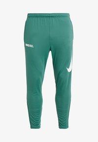 Nike Performance - FC PANT - Teplákové kalhoty - bicoastal/white - 3