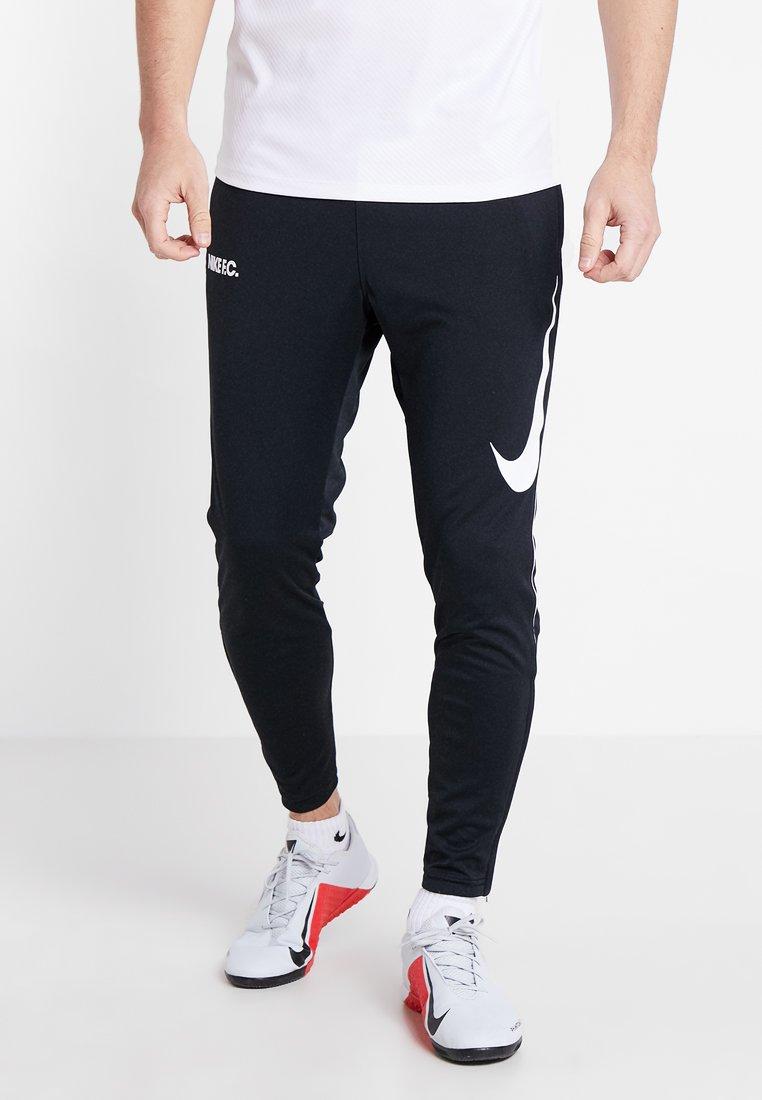 Nike Performance - FC PANT - Jogginghose - black/white