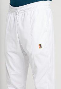Nike Performance - PANT - Pantalon de survêtement - white - 5