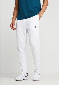 Nike Performance - PANT - Pantalon de survêtement - white - 0