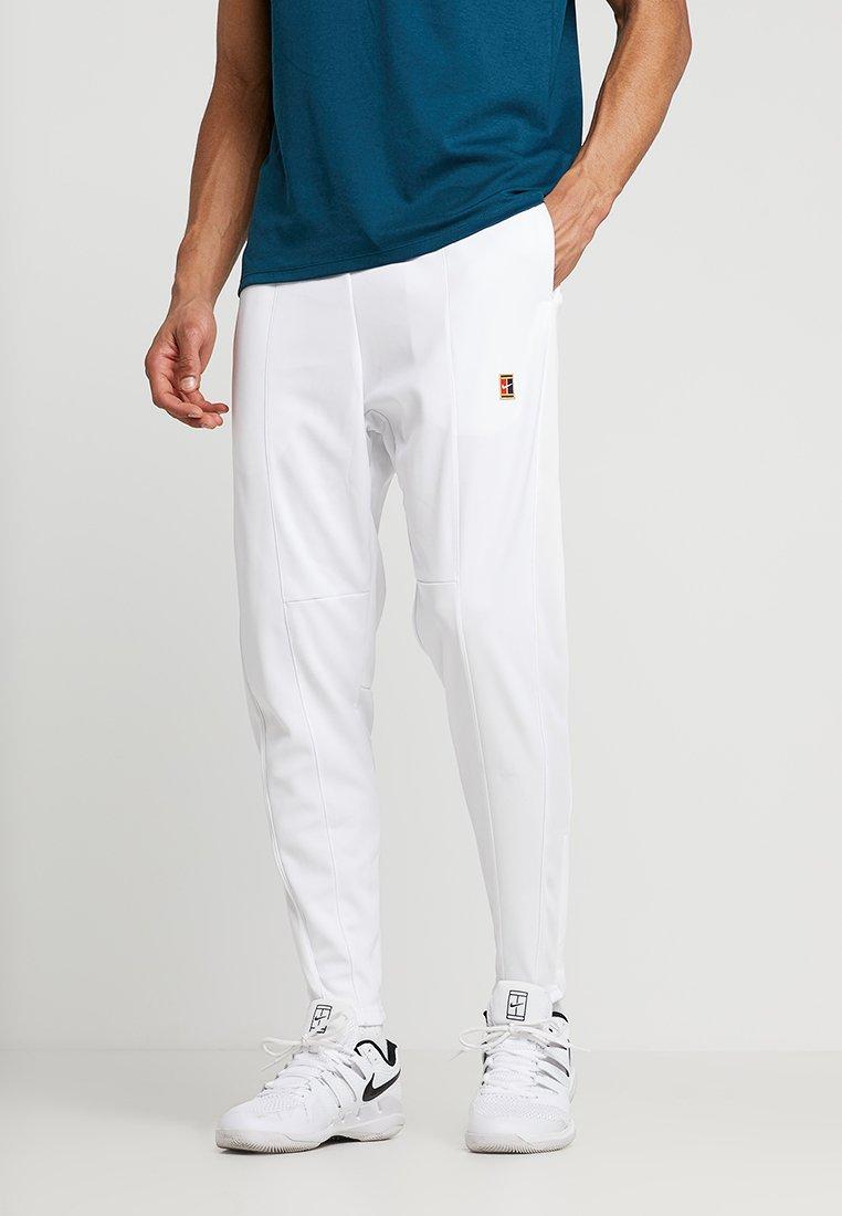 Nike Performance - PANT - Pantalon de survêtement - white
