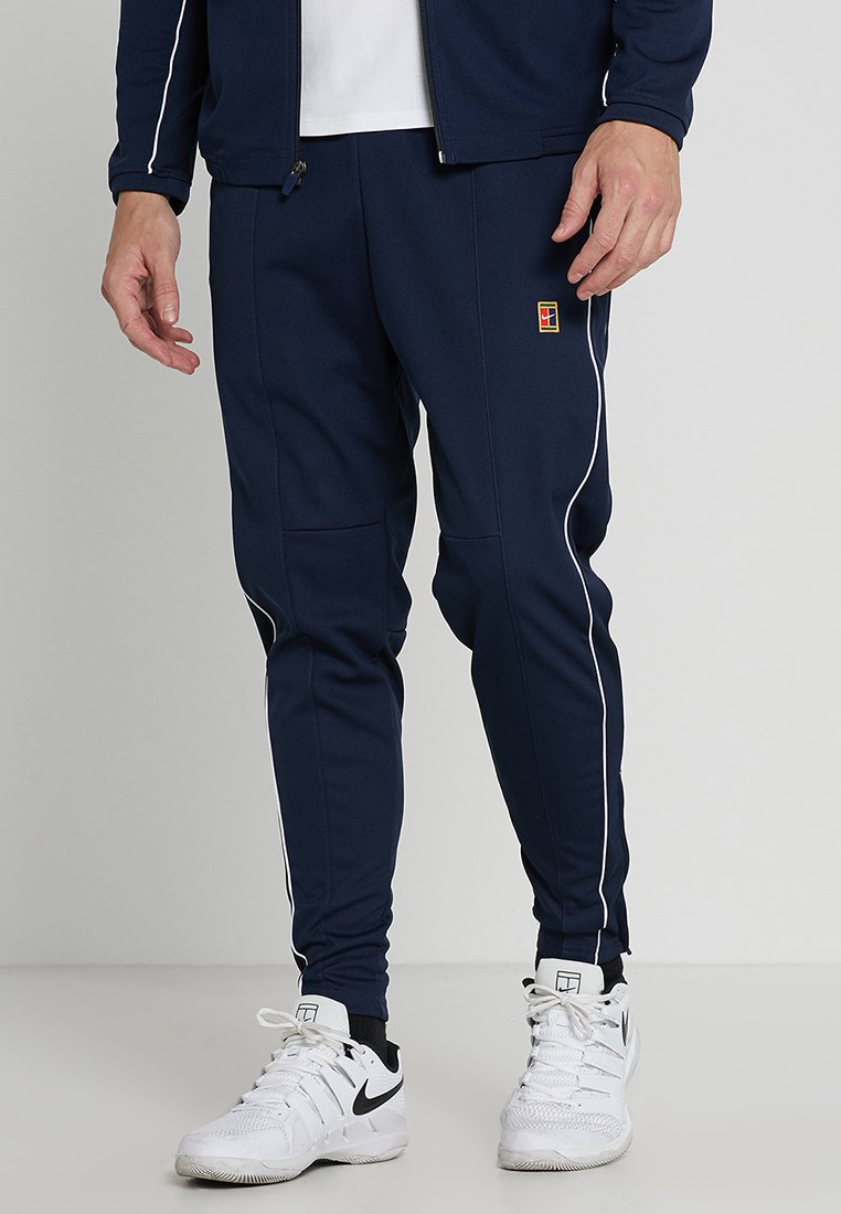 Nike Performance - PANT - Pantalon de survêtement - obsidian/white