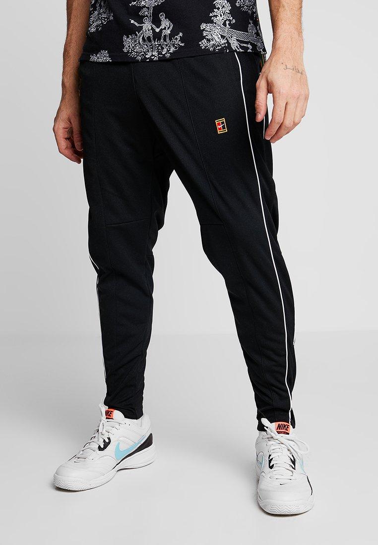 Nike Performance - PANT - Jogginghose - black/white